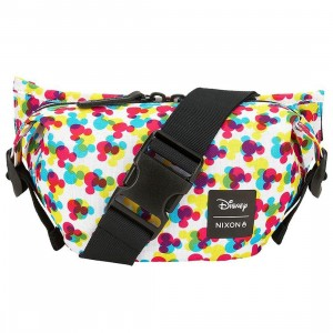 Nixon x Disney Trestles Hip Pack - Mickey (multi)