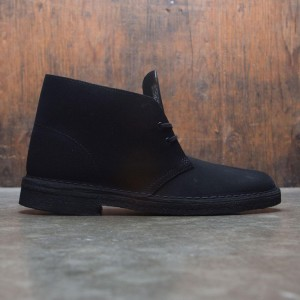Clarks Men Desert Boot (black)