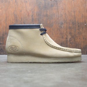 Clarks x Wu Tang Men Wallabee Suede (brown / maple)