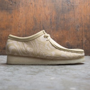 Clarks x Wu Tang Men Wallabee Low (maple / beige)