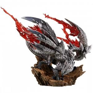 Capcom Figure Builder Creator's Model Monster Hunter Valphalk Re-pro Model Figure Re-Run (silver)