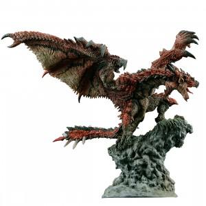 Capcom Figure Builder Creator's Model Monster Hunter Rathalos Re-pro Model Figure Re-Run (red)
