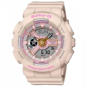 Casio Baby-G Pokemon 25th Anniversary Pikachu BA110PKC-4A Watch (pink)