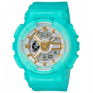 Baby G BA110 Watch (blue / teal)