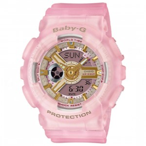 G-Shock Watches Baby G BA110SC-4A Watch (pink)