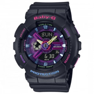 Baby G BA110 Watch (black)