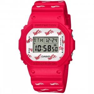 G-Shock Watches x Curtis Kulig DW5600LH-4 Watch (red)