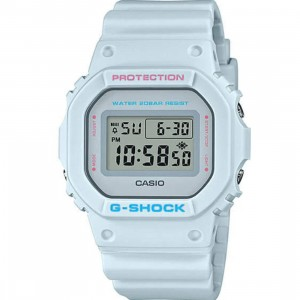 G-Shock Watches DW5600SC Watch (blue / baby blue)