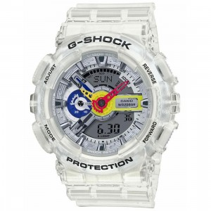 G-Shock Watches x ASAP Ferg GA110 Watch (white / clear)