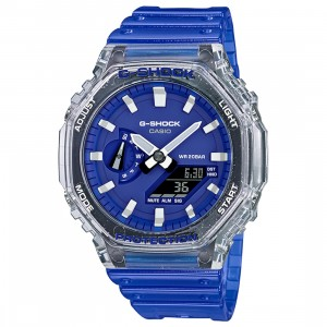 G-Shock Watches GA2100HC-2A Hidden Coast Watch (blue)