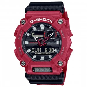 G-Shock Watches GA900-4A Watch (red)