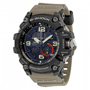 G-Shock Watches GG1000 Watch (black / brown)