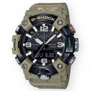 G-Shock Watches x British Army GB100BA (green / army)