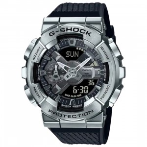 G-Shock Watches GM110-1A Watch (silver)
