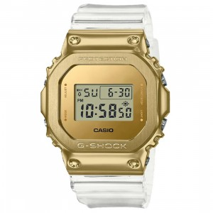 G-Shock Watches GM5600SG-9 Watch (gold / gold ingot)