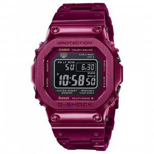G-Shock Watches GMWB5000RD-4 Watch (red)