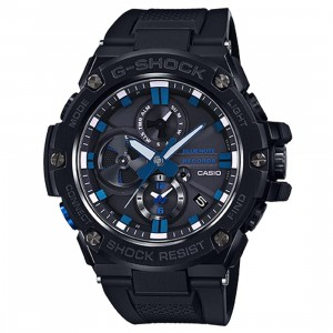 G-Shock Watches GSTB100BNR Watch (blue / black)