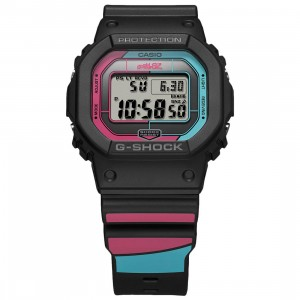 G-Shock Watches x Gorillaz GWB5600 Watch (black / red)