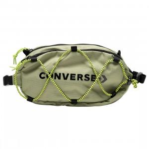 Converse Swap Out Sling Bag (green / sage black / lemongrass)