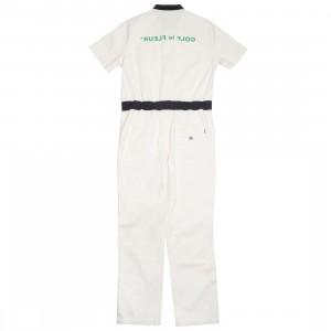 Converse x Golf le Fleur Men Boiler Suit (white / egret / bone)