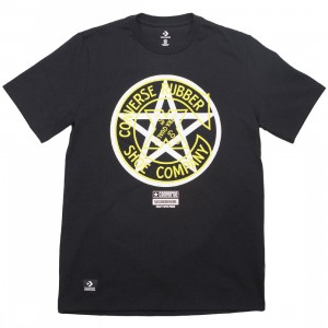 Converse x Neighborhood Men Tee (black)