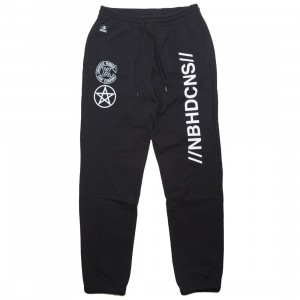 Converse x Neighborhood Men Sweatpants (black)