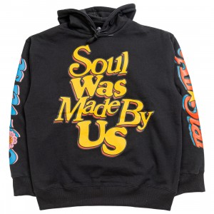 Converse x Joe Freshgoods Men Soul Is Made By Us Hoodie (black / converse black)