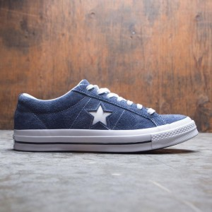 Converse Men One Star Ox (navy / white)