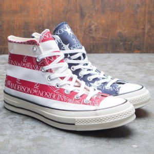 Converse x JWA Men Chuck 70 Hi Mood (blue / egret)