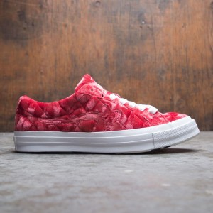 6a953a0cb32e Converse x Golf le Fleur Men GLF Ox (red   barbados cherry   white
