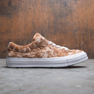 Converse x Golf le Fleur Men GLF Ox (brown / brown sugar / white)