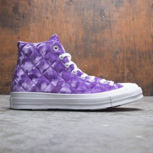 Converse x Golf le Fleur Men Chuck 70 Hi (purple / tillandsia purple / white)
