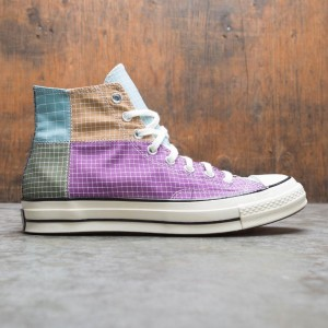 Converse Men Chuck 70 Hi (purple / dewberry / iced coffee / egret)