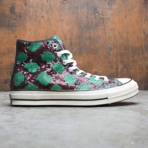 Converse Men Chuck 70 Hi (red / green / egret)