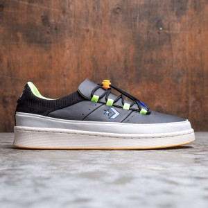 Converse Men Pro Leather Ox (black / jet stream)