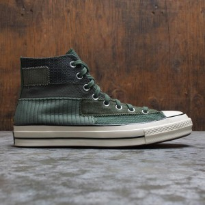 Converse Men Chuck 70 Hi (black / forest green)
