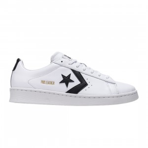 Converse Men OG Pro Leather Low Ox (white / black)