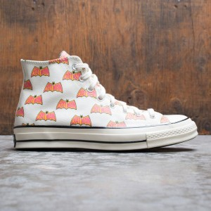 Converse x Batman Men Chuck 70 Hi (white / egret / pink / black)