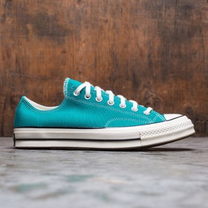 Converse Men Chuck 70 Ox (teal / malachite / black / egret)