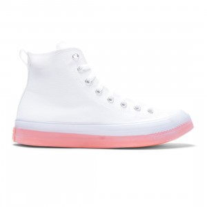 Converse Men Chuck Taylor All Star CX Hi (white / clear / wild mango)