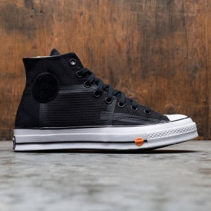 Converse x Rokit Men Chuck 70 Hi (black / white)