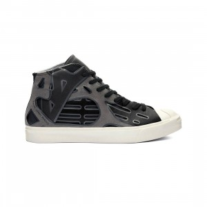 Converse x Feng Chen Wang Men Jack Purcell Mid (blue / obsidian / sea salt / black)