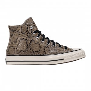 Converse Men Archive Reptile Chuck 70 Hi (brown / egret / black)