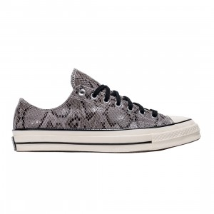Converse Men Archive Reptile Chuck 70 Low Ox (gray / egret / black)