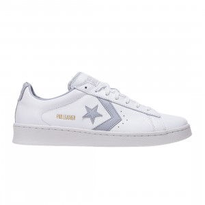 Converse Men Color Pro Leather Low Ox (white / gravel)