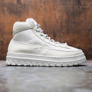 Converse x Paria Farzaneh Men Pro Leather X2 Mid (white / icicle / green haze)