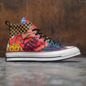 Converse x Joe Freshgoods Men Chuck 70 Hi (black / multi / egret)