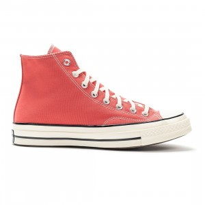 Converse Men Color Vintage Canvas Chuck 70 Hi (pink / terracotta pink / egret)
