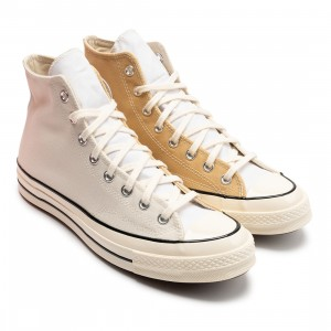 Converse Men Tri-Panel Chuck 70 Hi (tan / sesame / egret / white)