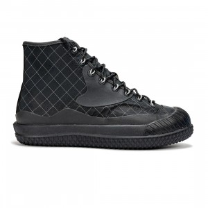 Converse x Slam Jam Men Bosey MC Hi (black / silver)